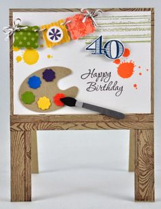 Snippets By Design: A Birthday Wish for an Artiste!