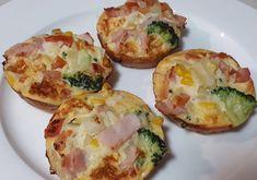 pie maker mini quiches