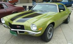 1971 Camaro Z28..Re-pin brought to you by agents of #carinsurance at #houseofinsurance in Eugene, Oregon