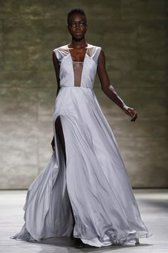 Bibhu Mohapatra Ready To Wear Fall Winter 2015 New York...Gorgeous details & fabric. e those details that fit your style BUT keep the fabric type for that feminine elegant look. Add special embellishments for the ultimate bridal look.