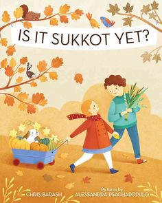 The first sights of fall arrive--pumpkins, gourds, and colorful leaves--and that means that Sukkot is almost here. Sukkot is the Jewish holiday celebrating the fall harvest and commemorating the time