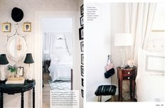 ''In a small space, it's particularly important to establish continuity among rooms''January / February 2013 - Lonny Magazine - Lonny