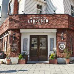 大阪・玉造の住宅街にたたずむ、コーヒーと食パンの専門店「レブレッソ」|ことりっぷ
