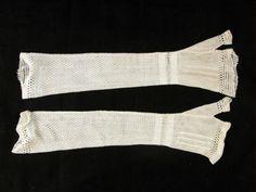 Fingerless gloves 1840