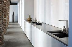 Kitchen by Bruno Erpicum & Partners.