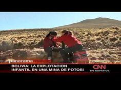Niños esclavos en la minas bolivianas
