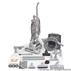 Kirby Vacuum | Reconditioned Diamond Kirby Vacuum Cleaner Loaded 2 Speed New HEPA Pet ...