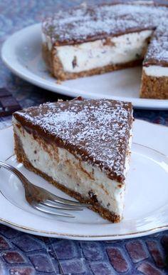 cocco e cioccolato Cheesecake cocco e cioccolatoCheesecake (disambiguation) Cheesecake is a dessert. Cheesecake or cheese cake may also refer to: Cheesecake Cupcakes, Chocolate Cheesecake, Cheesecake Recipes, Chocolate Recipes, Wedding Cheesecake, Chocolate Chocolate, Great Desserts, Delicious Desserts, Dessert Recipes