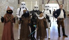 From May 4th Star Wars Party
