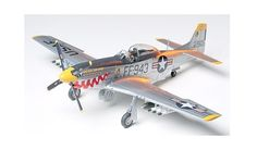 Tamiya 61044 North American F-51D Mustang Korean War