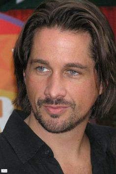 "Michael Easton/ Patrick Fergusson-I remember him from ""Days of our lives"" and ""Two"" Love his eyes and his voice.."