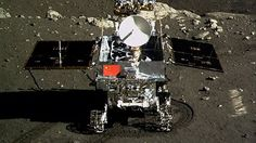 The Moon's geologic history is far more complex than previously thought according to preliminary results from China's Chang'E-3 spacecraft and its Jade Rabbit lunar rover.
