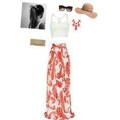 """""""Summer"""" by alifarrell on Polyvore"""