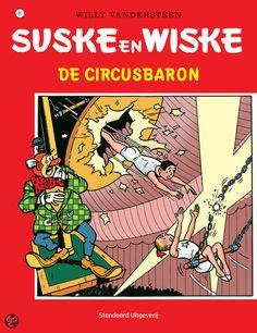 81 - Suske en Wiske - De circusbaron