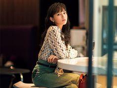 Japanese Film, Office Fashion, Fashion Outfits, Womens Fashion, Casual Chic, Beauty Women, Asian Beauty, Female Models, Asian Girl