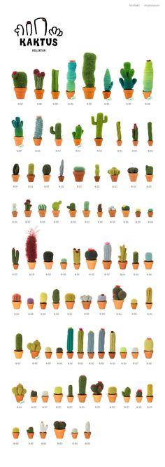 Milena Masche - I want them all More #cactus #piasajismojardines