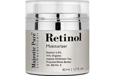 Retinol Cream for Majestic Pure