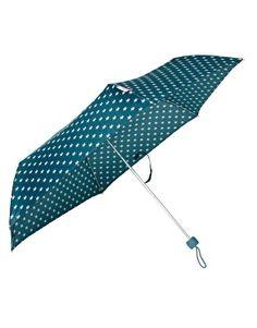 Cath Kidston Star Peacock Superslim-2 Umbrella
