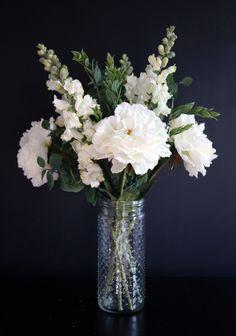 faux flowers, fake flowers