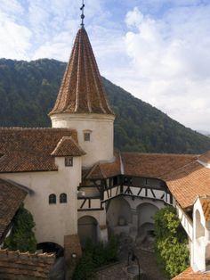 Bran Castle (Dracula's Castle), Bran, Saxon Land, Transylvania