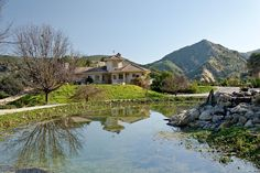 2100 S Sespe Street, Fillmore, CA 5 Bedroom 5 Bath $1,795,000 Beautiful home over looks 57 Acres, including lake.