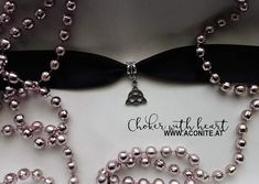 www.aconite.at Necklaces, Bracelets, Heart Charm, Chokers, Charmed, Drop Earrings, Jewelry, Jewlery, Jewerly