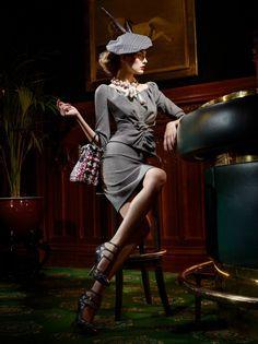 www.thedollsfactory.com. Année 50 Mode · Retro Mode ... 97d5287db7d2