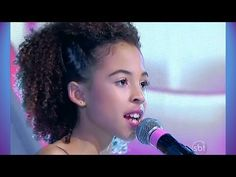 CBRIGHT - Rolling in the deep • Jovens Talentos Kids - Raul Gil (05/10/13)