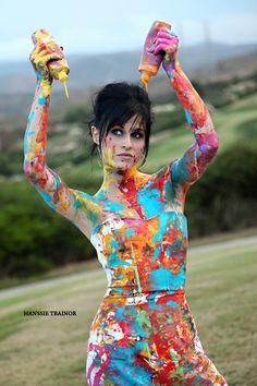 Trash the dress: saccager votre robe de mariée ça vous dit? | Femina