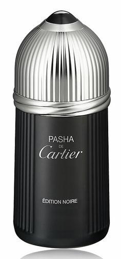 Pasha de Cartier Edition Noire by Cartier Great long lasting elegant MANS cologne.