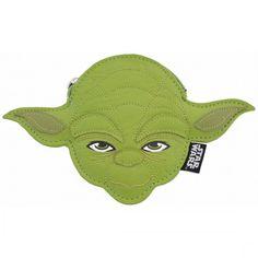 Porta-moeda do mestre Yoda!