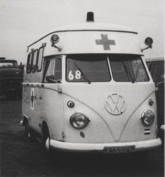1961 VW T1 Visser Ambulance