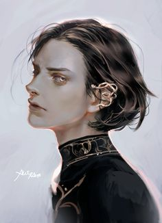 Find images and videos about anime, illustration and king on We Heart It - the app to get lost in what you love. Fantasy Inspiration, Character Inspiration, Character Art, Art Anime, Manga Art, Boy Illustration, Digital Illustration, Portraits, Portrait Art