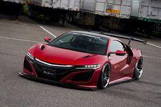 Acura Supercar, Acura Nsx, Supercars, New Nsx, New Luxury Cars, Honda Civic Type R, Liberty Walk, New Honda, Jdm Cars