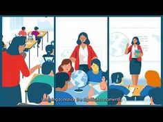 Motion with Character Explainer Video for Onvu Learning - YouTube In This Moment, Teaching, Videos, Youtube, Character, Education, Youtubers, Lettering, Youtube Movies