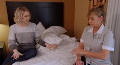 Hotel cleaning staff tell Nikki Glaser hilarious horror stories (VIDEO).