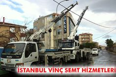 İstanbul Vinç Kiralama Hizmeti
