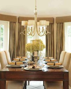 Gorgeous Dining Room By TO Candice Olson Never Been Big On Eating At A  Table But