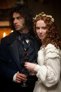 Rossetti.  Aidan Turner.  Desperate Romantics.