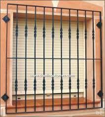 Resultado de imagen para rejas de ventanas en hierro forjado