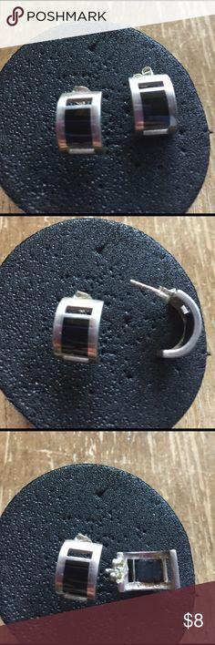 Earrings Sterling silver solid 925🌸 Earrings Sterling silver solid 925🌸 Jewelry Earrings