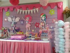 Cotton candy equestria Girls colors