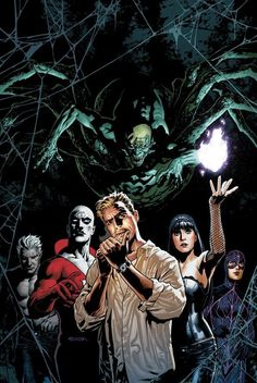 JUSTICE LEAGUE DARK ®