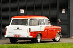 Holden FC wagon rear