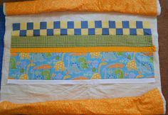 Confessions of a Fabric Addict: Hands2Help - Introducing Quilt As You Go by Guest Blogger, Lisa!