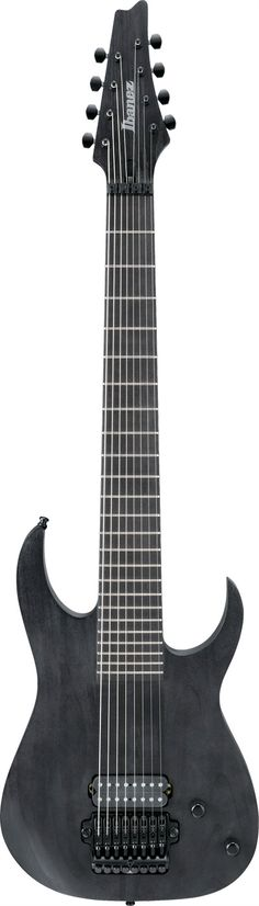 "#Ibanez M8M: ""This is the #guitar we've been marveling over since we received the custom shop model 8 years ago. It has been used in the studio and on countless stages around the world, and is now available to you as well. Constructed to our exact specifications by master builders in Japan, the tone will speak for itself""-Marten & Fredrik / Meshuggah"