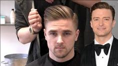 How to Style Your Hair Like Justin Timberlake | New Short Mens Hairstyle | By Vilain