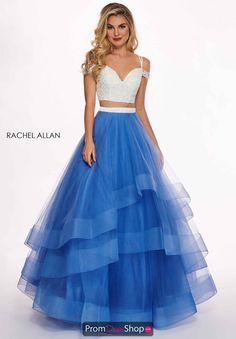 6c4621b0650 Rachel Allan Two Piece A-Line Dress 6434