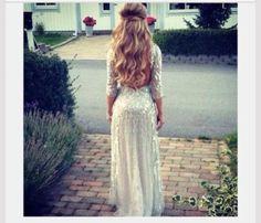 beautiful prom hair