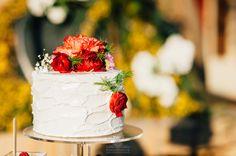 Tarta de merengue// Wedding cake. Foto: Estudionce Organización: Señor y señora de #bodassrysrade www.señoryseñorade.com